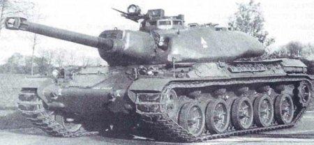Опытный танк AMX-30 ACRA (Франция)