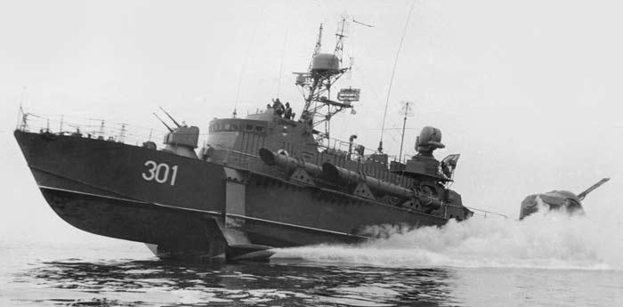 Торпедный катер проекта 206М (СССР)